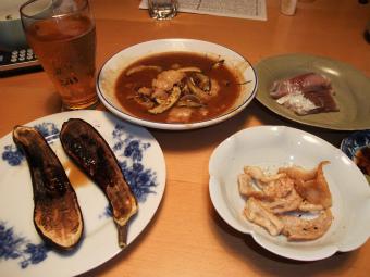 16日の夕飯