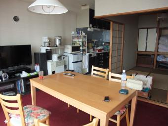 稲取のマンション部屋