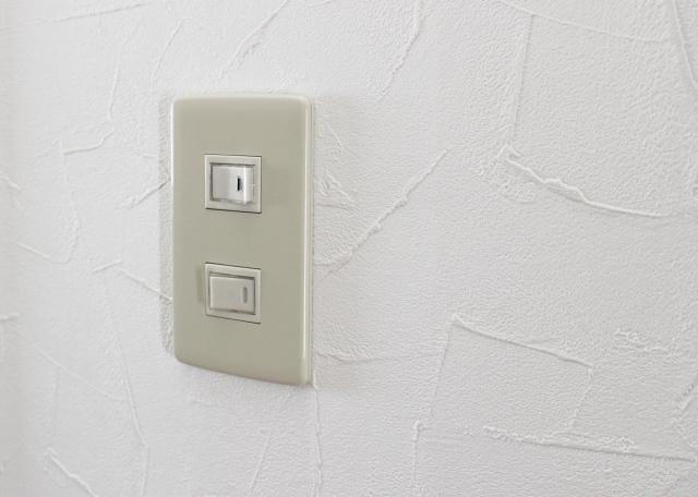 なぜその位置に電気のスイッチがある