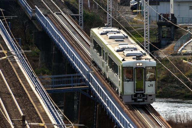 みちのく列車の旅