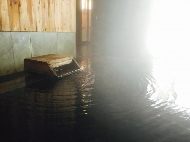 埼玉の日帰り温泉で湯上りビール