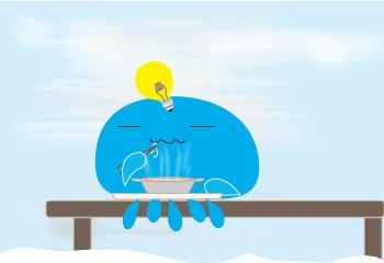 雪の積もった鍋割山で鍋焼きうどんを食べる・塔ノ岳編【鍋割山〜塔ノ岳縦走】
