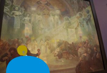 アルフォンス・ミュシャの思想と足跡を知るミュシャ展