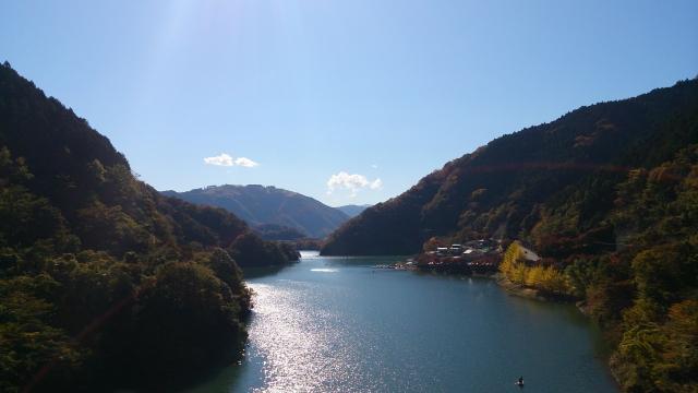 丹沢湖周辺を軽くドライブ
