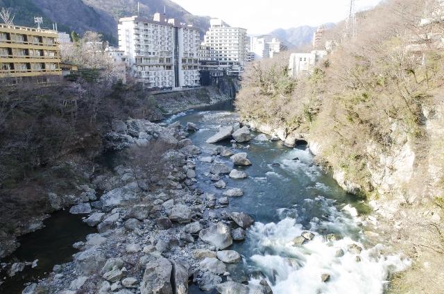 墓参と湯波と温泉の旅