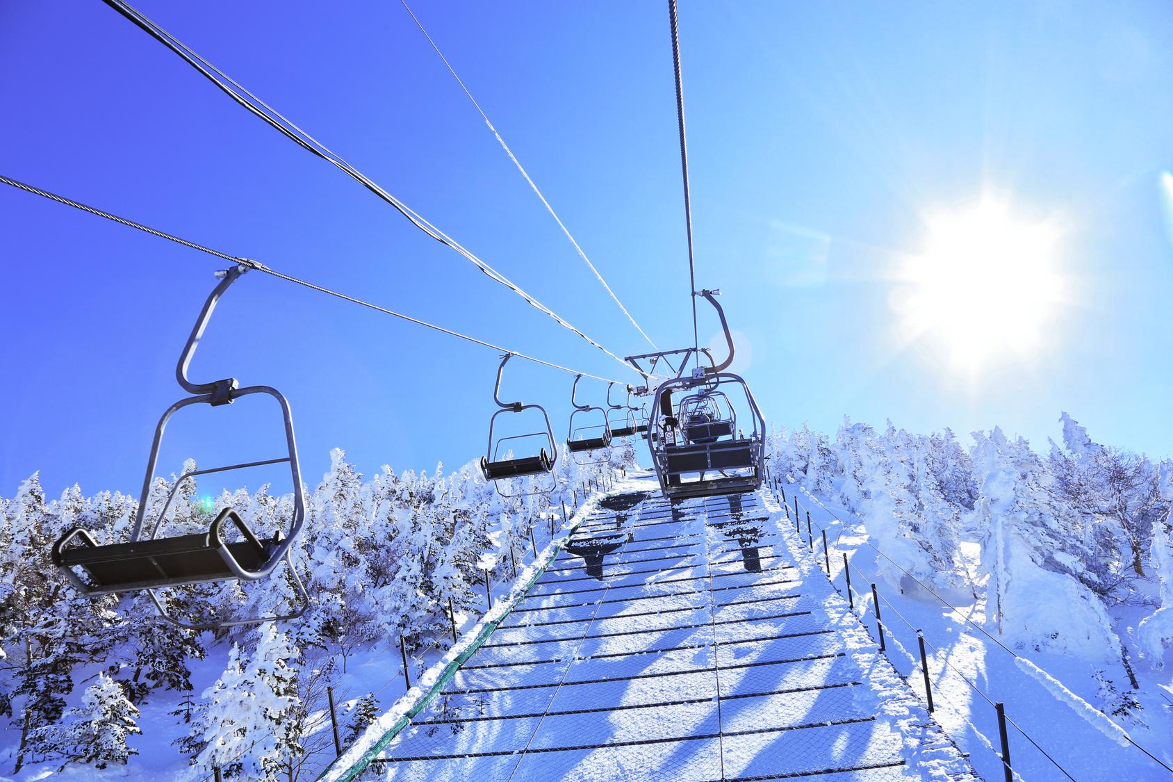 長野スキー遠足3日目・十数年ぶりのスキーリベンジ