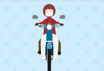 原付初心者が50ccバイクに乗ってみて感じたこと