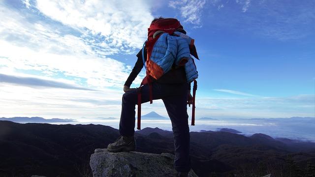 登山にはネットでの登山届と山岳保険加入がおすすめ
