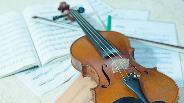 ランチに聴くヴァイオリン